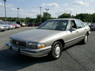 1996 Buick Lesabre >> Used 1996 Buick Lesabre Custom In Allentown Pennsylvania