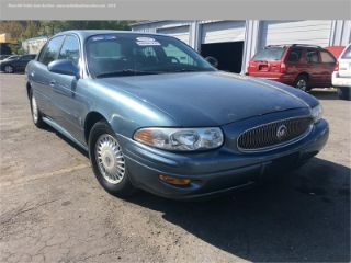 Buick LeSabre Custom 2001