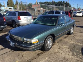 1996 Buick Lesabre >> Used 1996 Buick Lesabre Limited Edition In Eugene Oregon