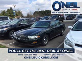 Buick LeSabre Limited Edition 2002