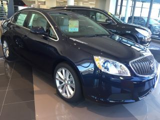 Used 2015 Buick Verano Base in Muncie, Indiana