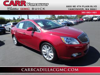 Used 2015 Buick Verano Leather Group in Vancouver, Washington