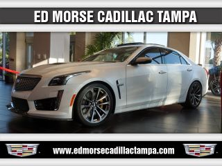 Used 2016 Cadillac CTS V in Tampa, Florida
