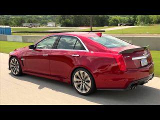 Cadillac CTS V 2017