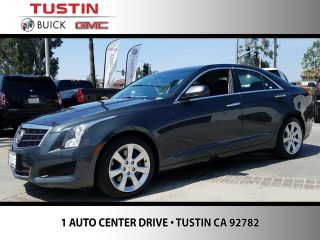 Cadillac ATS Standard 2014