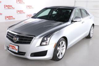 Cadillac ATS Luxury 2014