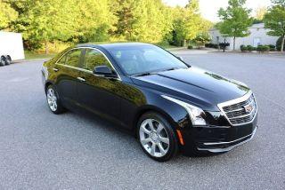 Cadillac ATS Luxury 2016