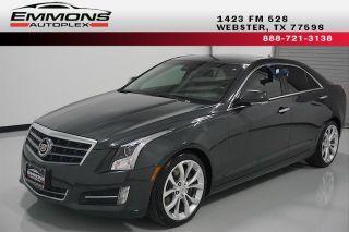 Cadillac ATS Premium 2014