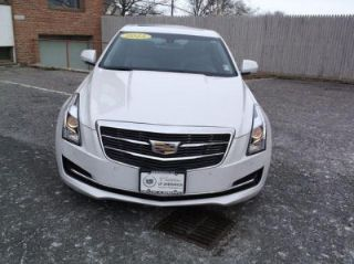 Used 2015 Cadillac ATS Luxury in Plattsburgh, New York