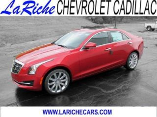 Used 2016 Cadillac ATS Luxury in Findlay, Ohio
