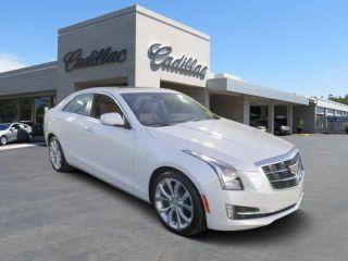 Cadillac ATS Premium Luxury 2018