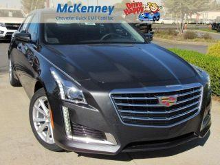 Cadillac CTS 2018