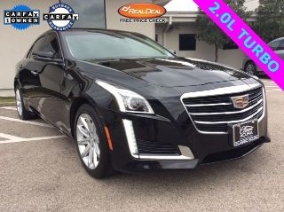 Used 2015 Cadillac CTS in Houston, Texas