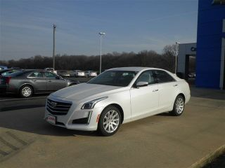 Used 2015 Cadillac CTS in Greenwood, Mississippi