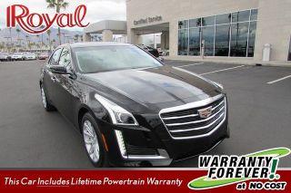 Used 2016 Cadillac CTS in Tucson, Arizona