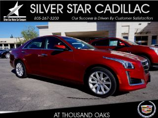 Used 2014 Cadillac CTS Luxury in Thousand Oaks, California