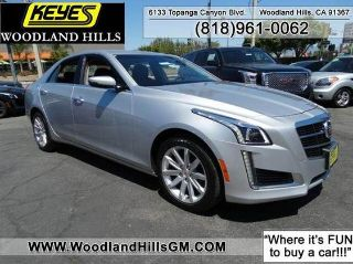 Used 2014 Cadillac CTS Luxury in Woodland Hills, California