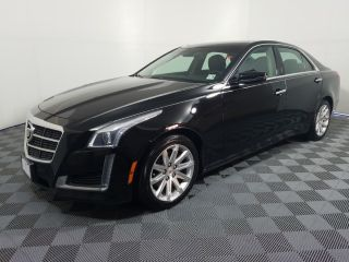Cadillac CTS Luxury 2014