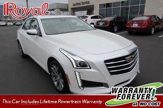 Used 2016 Cadillac CTS Luxury in Tucson, Arizona