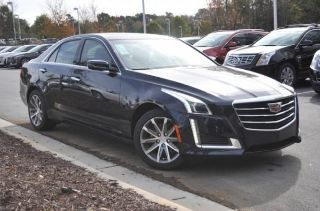 Used 2016 Cadillac CTS Luxury in Cary, North Carolina