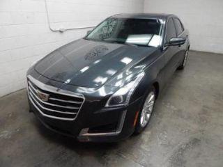 Cadillac CTS Luxury 2015
