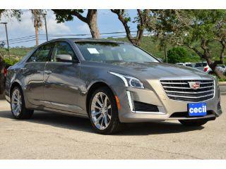 Cadillac CTS Luxury 2017