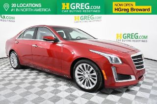 Used 2016 Cadillac CTS Luxury in Fort Lauderdale, Florida