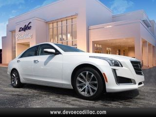 Used 2016 Cadillac CTS Luxury in Naples, Florida