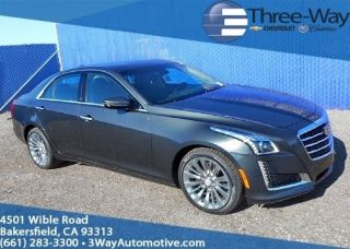 Used 2016 Cadillac CTS Luxury in Bakersfield, California