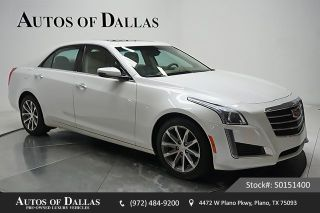 Used 2016 Cadillac CTS Luxury in Plano, Texas