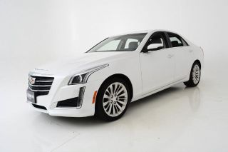Used 2015 Cadillac CTS Luxury in Fort Worth, Texas