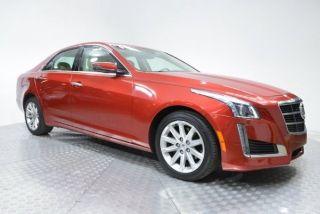 Cadillac CTS Luxury 2014