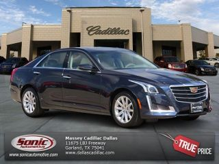 Used 2015 Cadillac CTS Luxury in Garland, Texas
