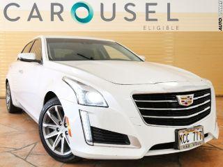 Cadillac CTS Luxury 2016