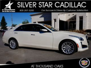 Used 2014 Cadillac CTS Performance in Thousand Oaks, California