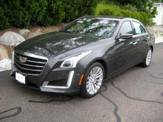 Cadillac CTS Performance 2016