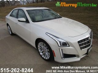 Cadillac CTS Performance 2014