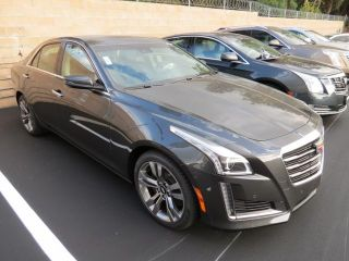 Used 2016 Cadillac CTS Vsport in West Covina, California