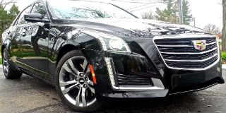 Cadillac CTS Vsport 2016