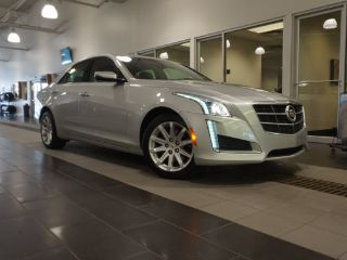 Cadillac CTS Standard 2014