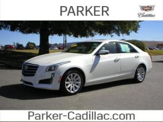 Cadillac CTS Standard 2016
