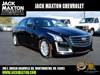 Used 2015 Cadillac CTS in Worthington, Ohio