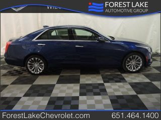 Used 2015 Cadillac CTS Luxury in Forest Lake, Minnesota
