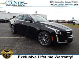 Used 2016 Cadillac CTS Luxury in Delavan, Wisconsin