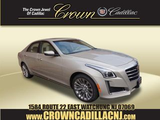 Used 2016 Cadillac CTS Luxury in Watchung, New Jersey