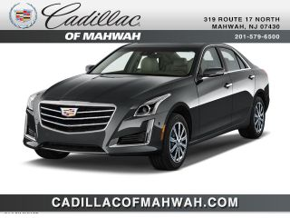 Used 2016 Cadillac CTS Luxury in Mahwah, New Jersey