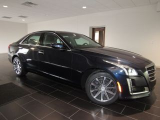 Used 2016 Cadillac CTS Luxury in Brookfield, Wisconsin