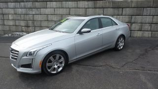 Cadillac CTS Luxury 2016