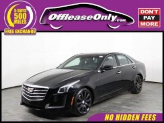 Cadillac CTS Performance 2016