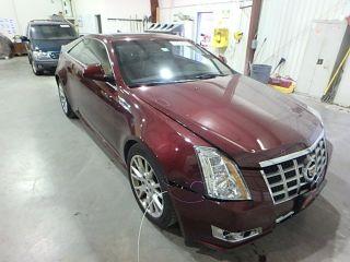 Cadillac CTS Premium 2014